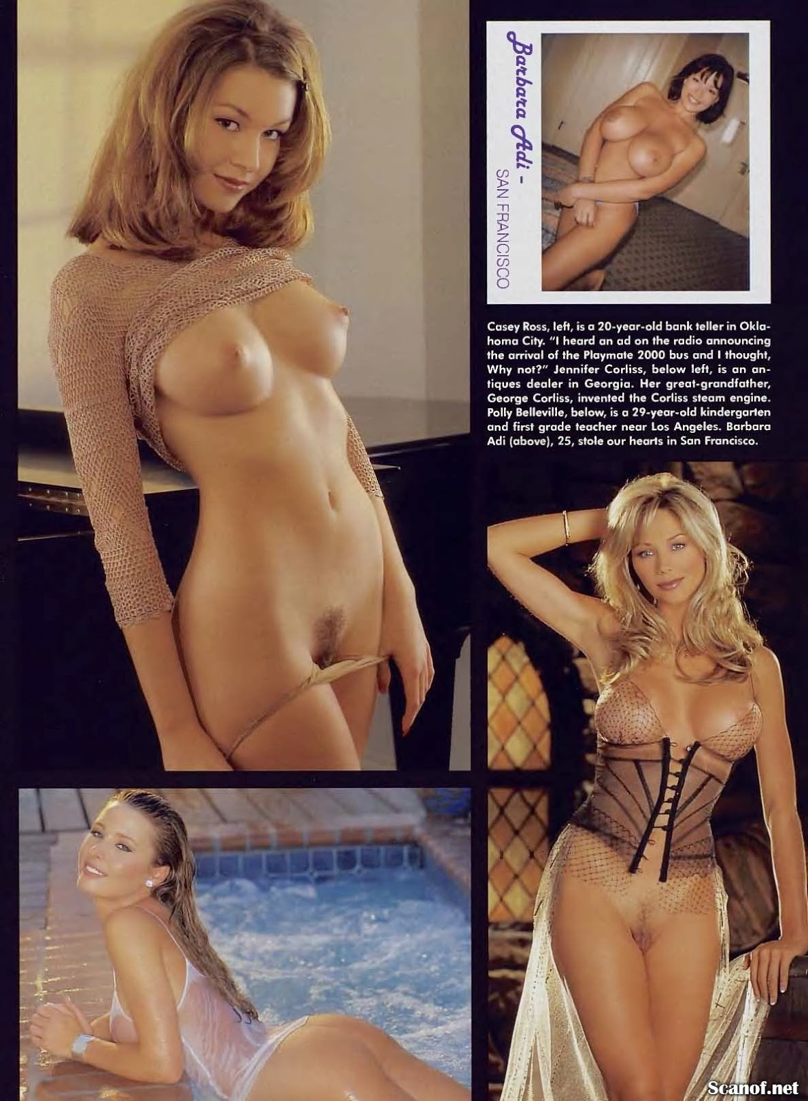 2000 adult december magazine playboy